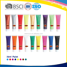 Hot sale poster paint, bright colour acrylic paint