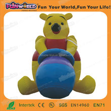 Inflatable cute animal advertising inflatable model