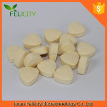 Children's Calcium Iron Zinc Chewable Tablets factory directly sell