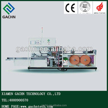 Automatic Full Servo Sanitary Napkin Wrapping Machine Pricing Machine Paper Packing Equipment