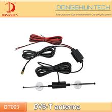 Digital radio tv antenas with amplifier