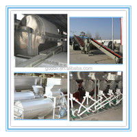 12TPD yam cassava flour production for nigeria markets