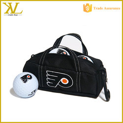 BSCI audit Hockey Stick Putters Custom Mini Hockey Bag , cheap Golf bag for 3 Balls