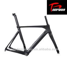 Nuevo diseño de bicicleta de carretera cuadro de carbono de china di2 compatible, chino de carretera de carbono bicicleta marcos