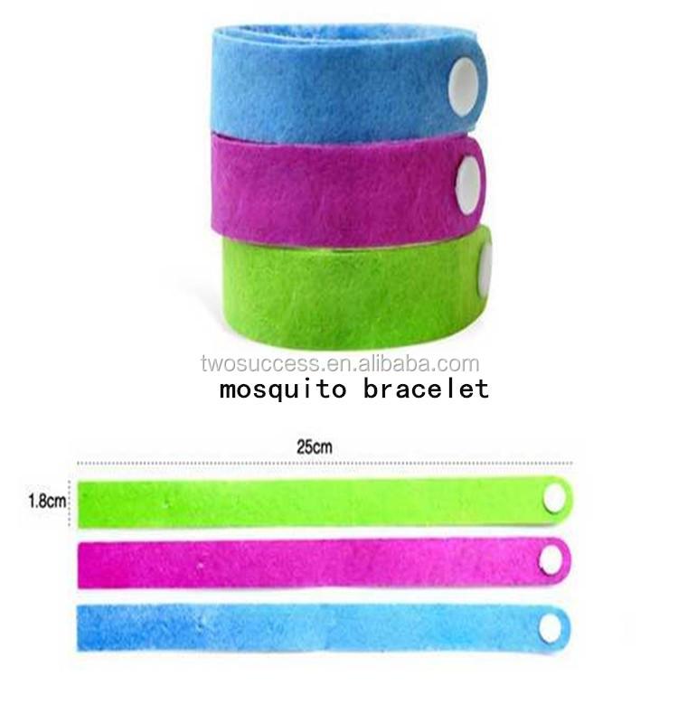 Non-Woven Cheap Anti Baby Mosquito Repellent Bracelet (2)