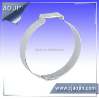 Stainless Steel Single Ear Hose Clamp