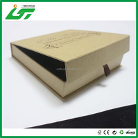 Customize Luxury Printed Recycled Cardboard Gift Packaging Paper Box