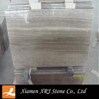 chinese grey wood grain marble/floor ceramic wood grain tile