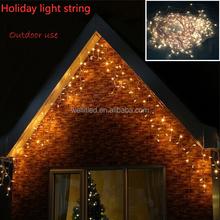 Holiday light for christmas icicle light