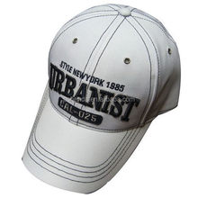 Economic antique plain dyed sports cap