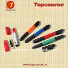 Hot Sale Mini Cheap Plastic Portable Pocket Bike Portable Pocket Ball Pen with Screwdriver for promotion