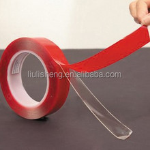 Wholesale excellent quality Industry widely usage Double sided water proof transparent acrylic foam tape for car