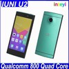 "Original IUNI U2 Qualcomm Snapdragon800 Quad Core 2.2GHz CPU 4.7"" 1920x1080 IPS 2GB RAM 32GB ROM 16MP Android 4.2 Mobile Phone"