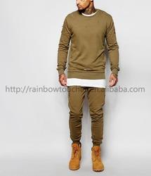 Nicce London Criminal Damage Sweatshirt with Knitted Cuffs