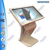 42 Inch Indoor IR LED Multitouch Interactive Touchscreen Bar Table