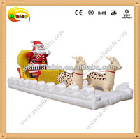 Hot Selling large christmas inflatables for christmas day