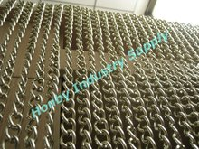 Decorative Twist Hook Link Chain Curtain