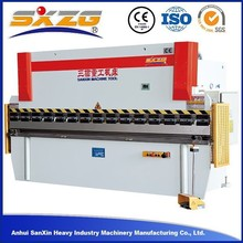 manual folding machine, metal plate bending machine
