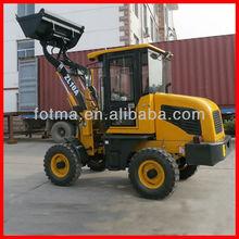 wheel loader attachments
