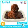 Christmas sales custom logo soft warm cozy dog mat cat kennel mat