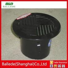 high quality aluminum air round diffuser floor register