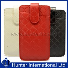 A Quality Two Slot Flip Leather For IP6G Sleeve Bag