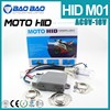 Made In China AC 12V 55W Slim Ballast Single Bulb motorcycle Xenon Hid Kit
