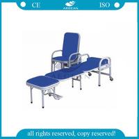 AG-AC002 hospital used ward furniture foldaway chairs