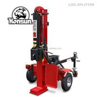 Hot sale!firewood processor ariens beautiful design vacuum tire 42 ton hydraulic log splitter