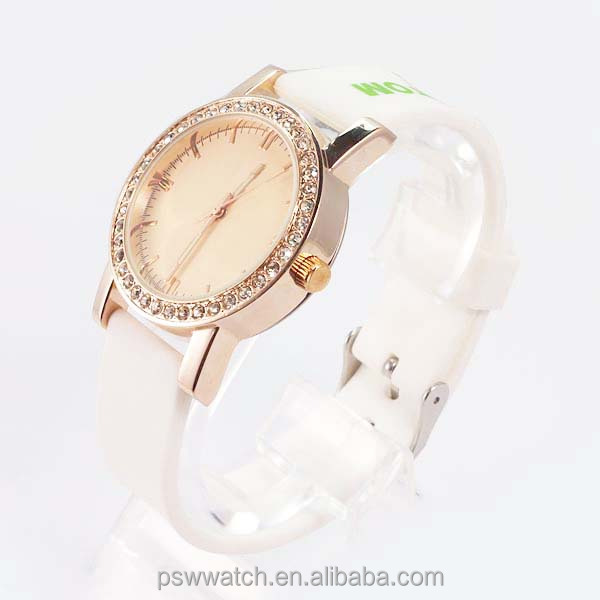 New product IPG alloy case silicone watch women watches