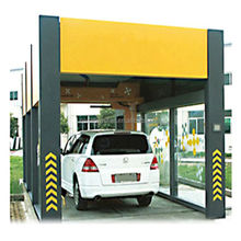 Automatic Touchless Car Wash Machine , car washer
