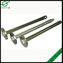 Balanced Coils heat element flange immersion heater