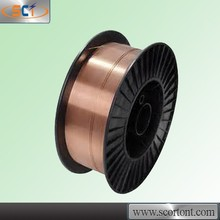 Free sample!AWS 5.18 ER70S-6 0.6mm 0.8mm/0.9mm/1.0mm/1.2mm CO2 Gas Shielded electric arc welding wire