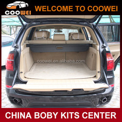 Car Shielding Luggage Visor Trunk Cargo Boot Retractable Cover For 07-15 BMW X5