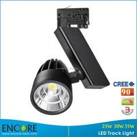 High Quality LED COB Track Light 230V LED Lamp Track Adapter 3 Circuit
