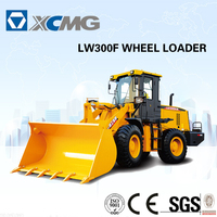 CE XCMG 3ton mini wheel loader for sale