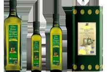 Extra virgin olive oil - ORGANIC and Italian