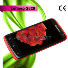 4.7 inch capacitive touch screenalibaba china lenovo s820 dual sim card dual standby with CE certificate