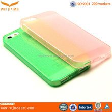 """fancy for 5.5"""" iphone 6 cover case ultra thin tpu plastic case for iphone 6 plus"""