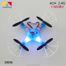 2.4G 6 axis 4 channel RC drone professional cheap rc quadcopter kit for sale