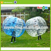 Outdoor giant human bubble ball soccer ball suit for sale