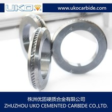 YG15 tungsten carbide roller for steel wires and bars