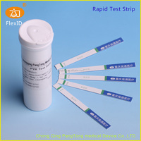 Rapid PYR Test Strip for Bacteria Indentification