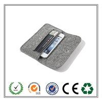 Wholesale Convenient Handmade Custom felt mobile phone bag manufacturer in China