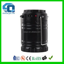 Most popular promotional led ac dc power camping lantern