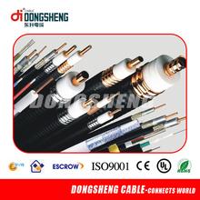 """50 Ohm Coaxial Cable 1/4 """" Cable de alimentación"""