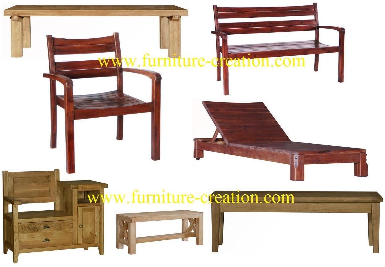 Outdoor Solid Wood Furniture Buy Outdoor Furniture