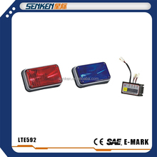 Senken auto use car light warning light high power DC12V strobe or LED light