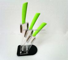 Clear Acrylic Knife Holder,Plexiglass Knife Rack