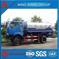 Dongfeng 4X2 water tank truck 12000 L